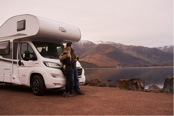 Why a Motorhome is Perfect for Spontaneous Getaways